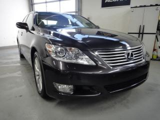 Used 2010 Lexus LS 460 AWD,MUST SEE,NO ACCIDENT for sale in North York, ON