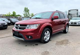 Used 2011 Dodge Journey SXT for sale in Brampton, ON