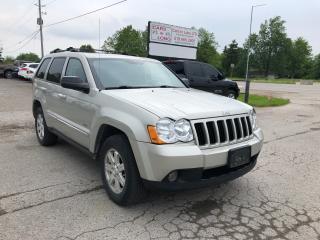 Used 2010 Jeep Grand Cherokee North 5.7 HEMI FULLY LOADED for sale in Komoka, ON