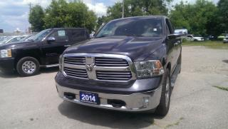 Used 2014 Dodge Ram 1500 Big Horh for sale in Cambridge, ON