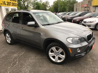 Used 2007 BMW X5 3.0si/ NAVI/ REVERSE CAM/ LEATHER/ SUNROOF/ ALLOYS for sale in Scarborough, ON