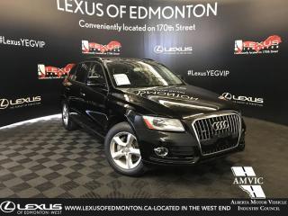 Used 2016 Audi Q5 2.0T Komfort for sale in Edmonton, AB