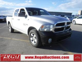 Used 2013 RAM 1500 ST CREW CAB SWB for sale in Calgary, AB
