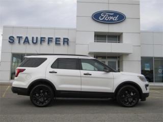 New 2019 Ford Explorer SPORT for sale in Tillsonburg, ON