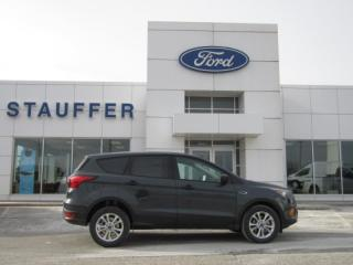 New 2019 Ford Escape S for sale in Tillsonburg, ON