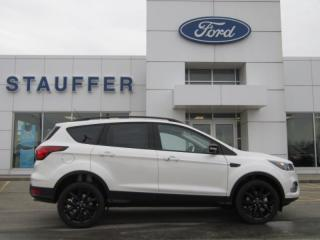 New 2019 Ford Escape Titanium for sale in Tillsonburg, ON