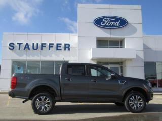 New 2019 Ford Ranger LARIAT for sale in Tillsonburg, ON
