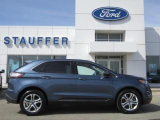 Used 2018 Ford Edge Titanium for sale in Tillsonburg, ON