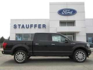 New 2019 Ford F-150 Limited  for sale in Tillsonburg, ON