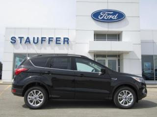 New 2019 Ford Escape SEL for sale in Tillsonburg, ON