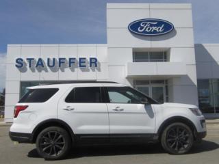 New 2019 Ford Explorer XLT for sale in Tillsonburg, ON