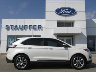 Used 2015 Ford Edge Titanium for sale in Tillsonburg, ON