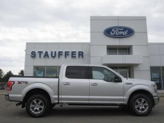 Used 2016 Ford F-150 XLT for sale in Tillsonburg, ON