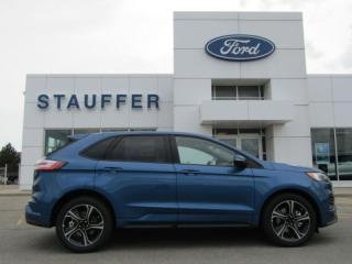 New 2019 Ford Edge ST for sale in Tillsonburg, ON