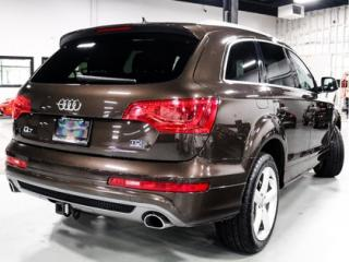 Used 2014 Audi Q7 3.0L TDI   TECHNIK   S-LINE   DUAL DVDS   NAVI for sale in Vaughan, ON