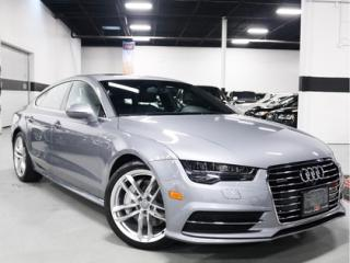 Used 2016 Audi A7 3.0T TECHNIK   S-LINE   NAVIGATION for sale in Vaughan, ON