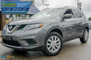 Used 2015 Nissan Rogue S for sale in Guelph, ON
