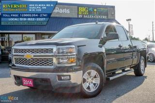Used 2014 Chevrolet Silverado 1500 1LT - Backup Cam - Heated Seats for sale in Guelph, ON