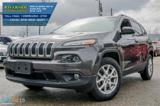 Used 2016 Jeep Cherokee North for sale in Guelph, ON