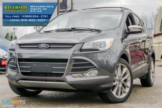Used 2015 Ford Escape SE for sale in Guelph, ON