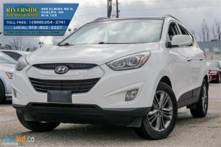 Used 2014 Hyundai Tucson GLS for sale in Guelph, ON