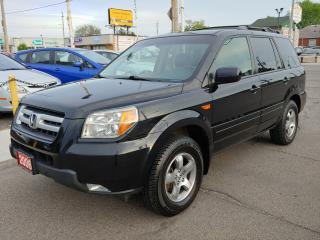 Used 2006 Honda Pilot 4WD/LEATHER/SUNROOF/IMMACULATE CONDITION for sale in Hamilton, ON