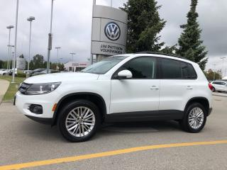 Used 2015 Volkswagen Tiguan Special Edition 6sp at Tip 4M for sale in Surrey, BC
