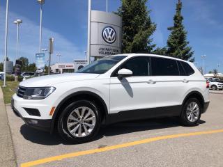 Used 2018 Volkswagen Tiguan Trendline 2.0 8sp at w/Tip 4M for sale in Surrey, BC