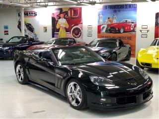 Used 2010 Chevrolet Corvette Z16 Grand Sport w/3LT for sale in Paris, ON