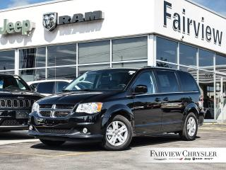 New 2019 Dodge Grand Caravan Crew Plus for sale in Burlington, ON