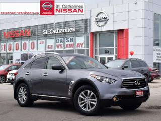 Used 2013 Infiniti EX37 2013 Infiniti FX37 - AWD 4dr Premium for sale in St. Catharines, ON