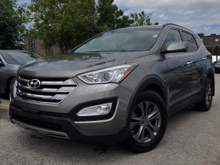 Used 2013 Hyundai Santa Fe Sport 2.4 Premium, AWD, low mileage, clean carproof for sale in Toronto, ON