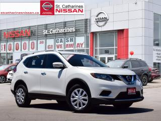 Used 2014 Nissan Rogue 2014 Nissan Rogue - AWD 4dr S for sale in St. Catharines, ON