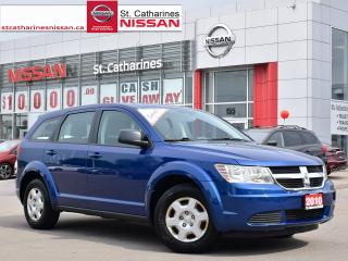 Used 2010 Dodge Journey 2010 Dodge Journey - FWD 4dr SE for sale in St. Catharines, ON