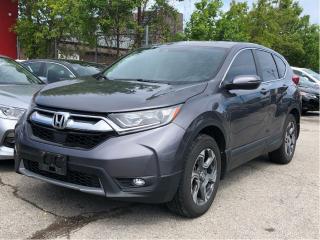 Used 2017 Honda CR-V EX-L, Roadsport Honda original for sale in Toronto, ON