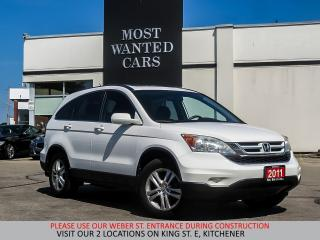 Used 2011 Honda CR-V EX 4WD | SUNROOF | 17 INCH ALLOYS for sale in Kitchener, ON
