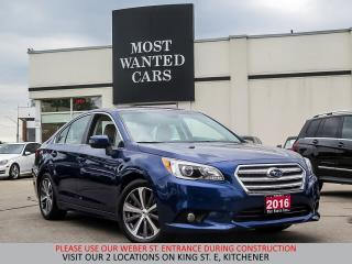 Used 2016 Subaru Legacy 3.6R | NAVIGATION | BLIS | ACC | LDW | COLLISION W for sale in Kitchener, ON