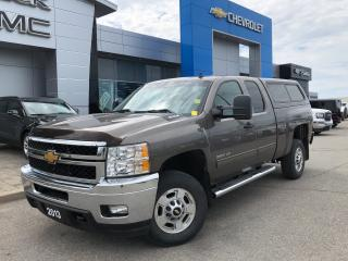Used 2013 Chevrolet Silverado 2500 for sale in Barrie, ON