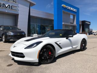 Used 2015 Chevrolet Corvette Z51 3LT for sale in Barrie, ON