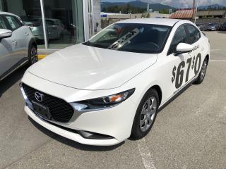 Used 2019 Mazda MAZDA3 GX 6sp for sale in North Vancouver, BC