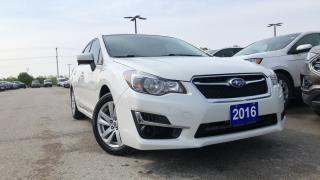 Used 2016 Subaru Impreza 2.0i W/touring Pkg Heated Seats Reverse Camera for sale in Midland, ON