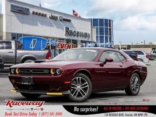 New 2019 Dodge Challenger GT for sale in Etobicoke, ON
