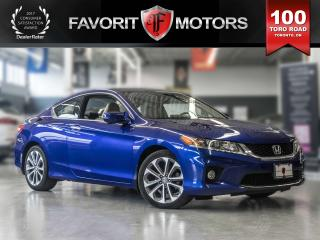 Used 2015 Honda Accord COUPE | V6 | LEATHER | SUNROOF | NAVIGATION for sale in North York, ON