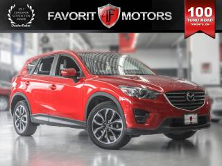 Used 2016 Mazda CX-5 GT | LEATHER | SUNROOF | AWD | NAV for sale in North York, ON