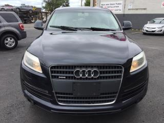 Used 2007 Audi Q7 quattro 4dr 3.6L Premium for sale in Hamilton, ON
