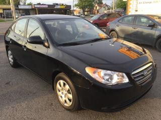 Used 2009 Hyundai Elantra 4DR SDN for sale in Hamilton, ON