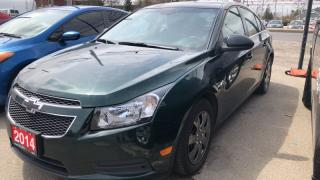 Used 2014 Chevrolet Cruze 4dr Sdn 1LT for sale in Oakville, ON
