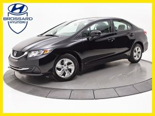Used 2015 Honda Civic Sièges Ch., Cam De for sale in Brossard, QC