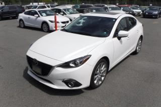Used 2015 Mazda MAZDA3 Grand Touring Manual for sale in Burnaby, BC