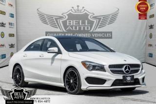 Used 2015 Mercedes-Benz CLA-Class CLA 250, AWD, AMG PKG, NAVI, PANO ROOF, BLINDSPOT for sale in Toronto, ON